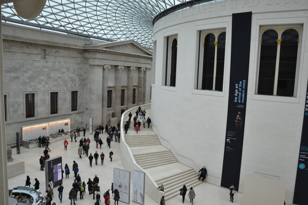 Muzeum Brytyjskie Londyn