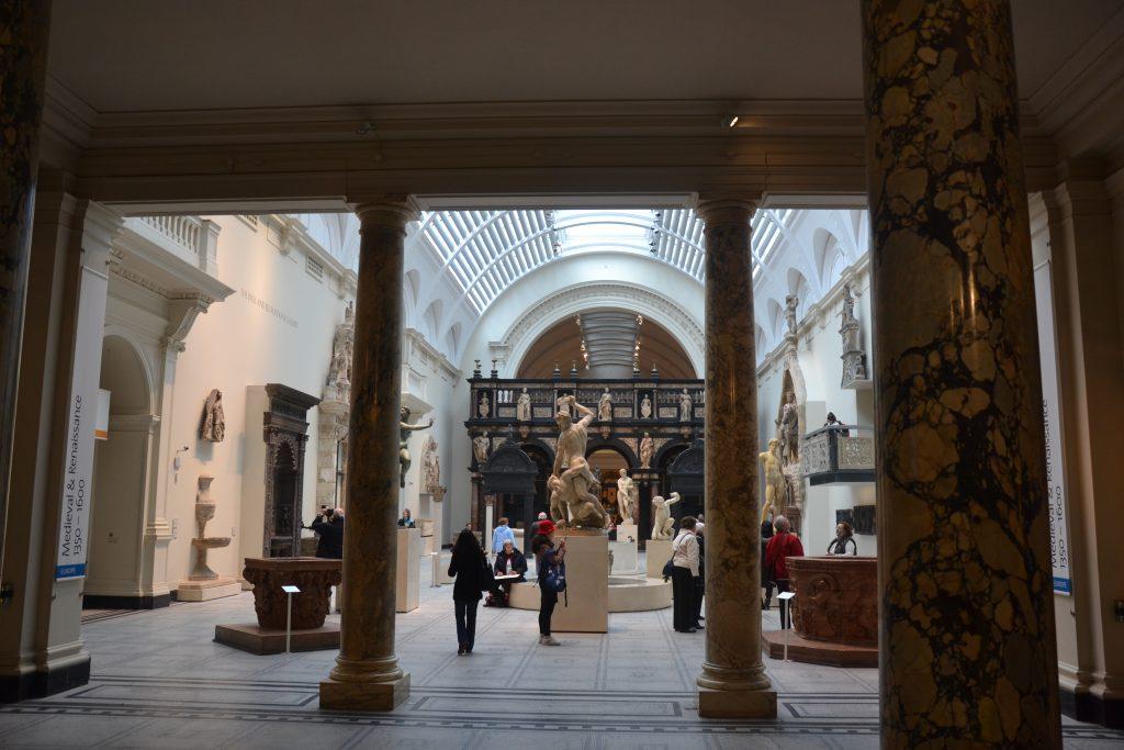 Muzeum Wiktorii i Alberta Londyn