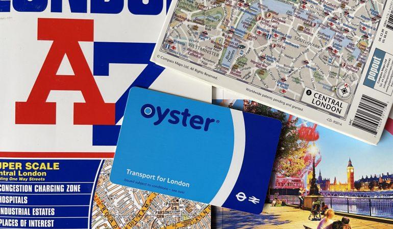 Karta Oyster Londyn