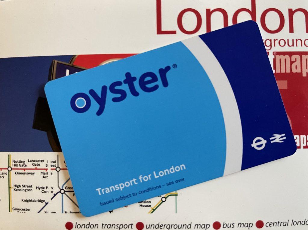 Oyster Londyn