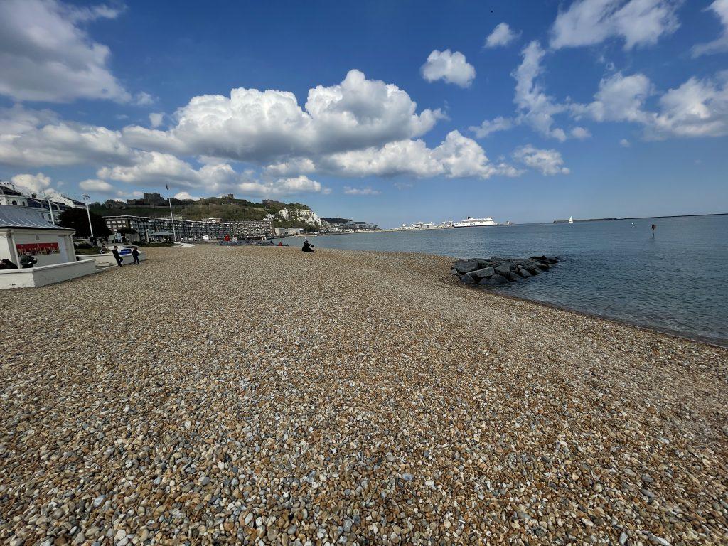 Plaża Dover
