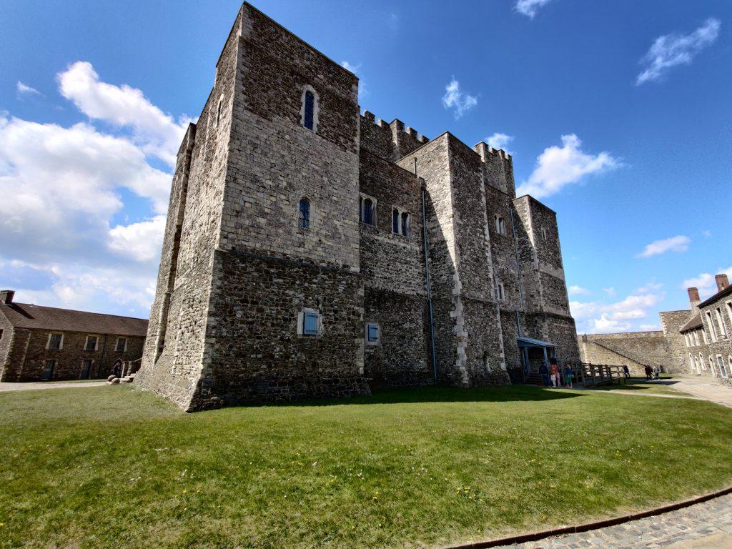 Zamek Dover