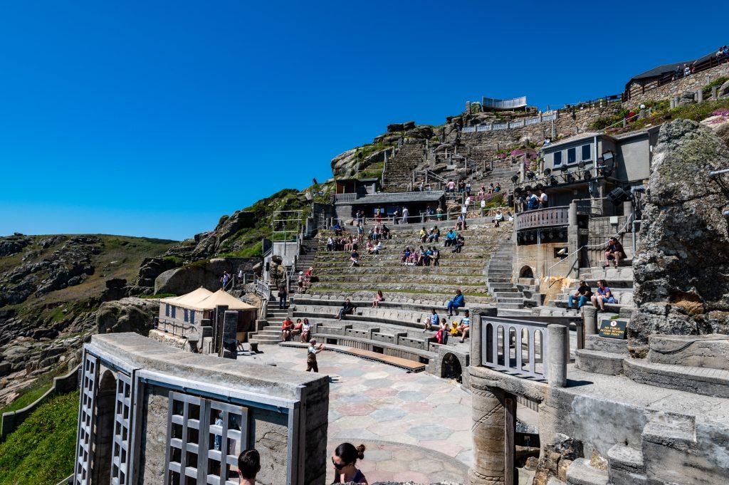 Amfiteatr Minack Kornwalia